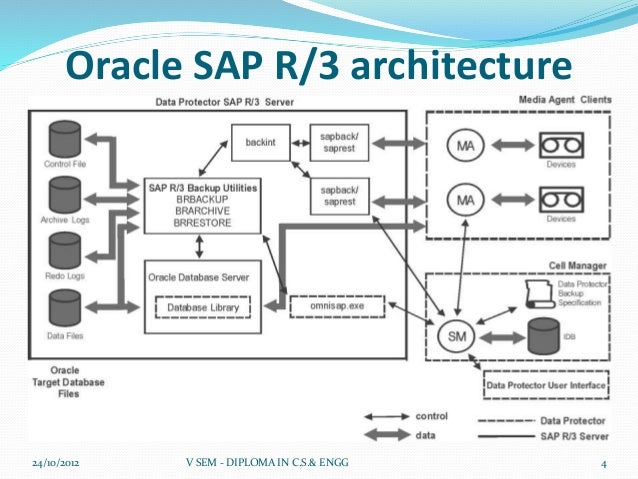 Presentation on casp for Sap r 3 architecture