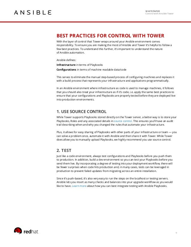 Control-with-Ansible-Tower