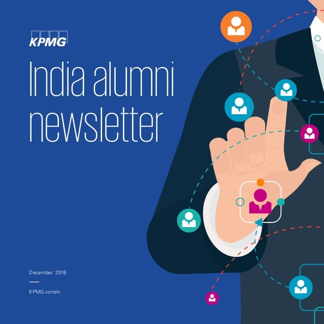 KPMG.com/in December 2016 Indiaalumni newsletter