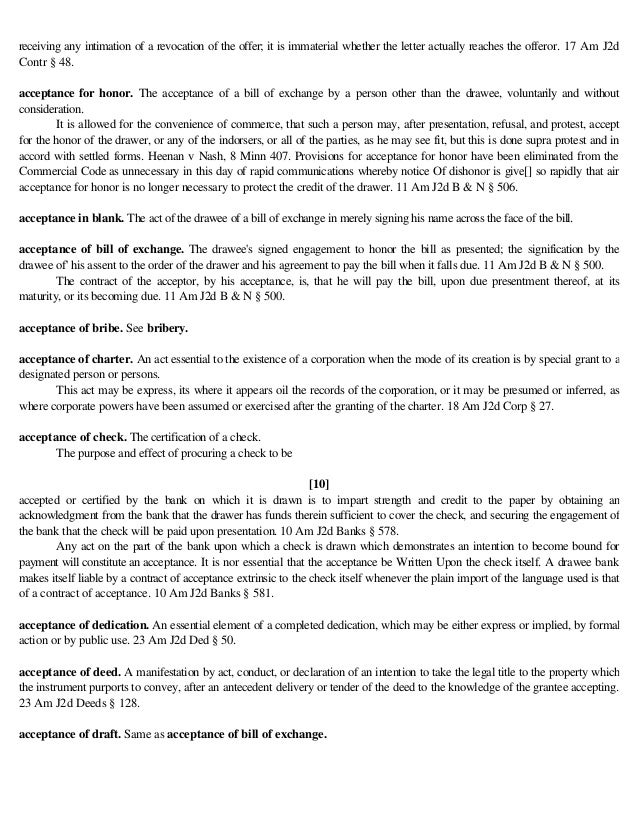 Ballentine's law dictionary