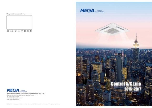 MEGA AC Catalogue 2016-2017