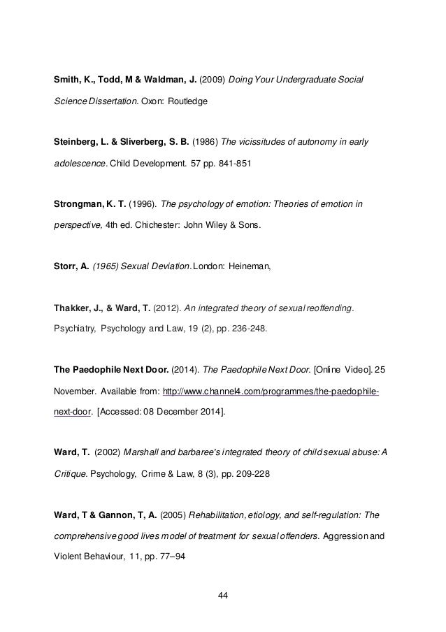 dissertation questions anti-social behaviour Dissertation questions anti social behaviour list of msc dissertation topics i am beginning my dissertation in september and really need some ideas.