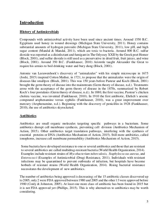 Essay about non conventional medicine