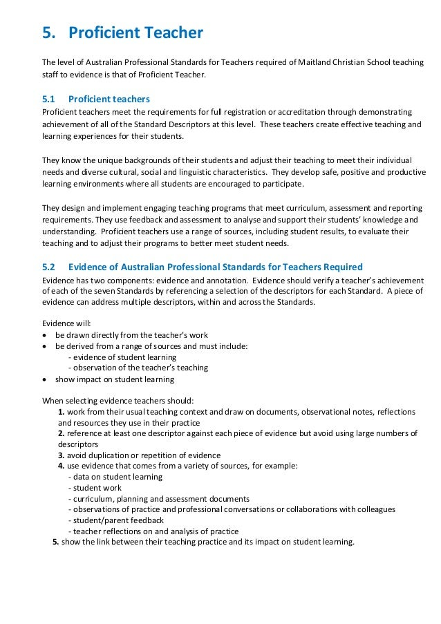 professional standards for teaching The professional standards for teacher identify the knowledge, skills, and   standard eight – instructional strategies – the teacher understands and uses a.
