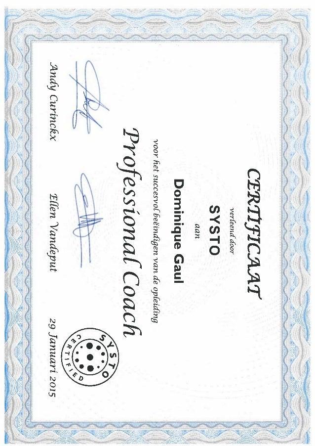 DGfinal certificationcertified Coach2015