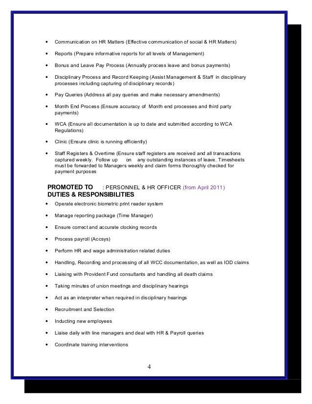 Updated Kaizer's CV