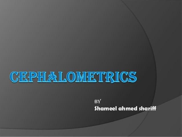 By  Shameel ahmed shariff