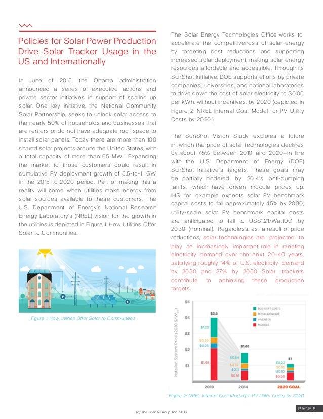 SunShot Vision Study - US Department of Energy