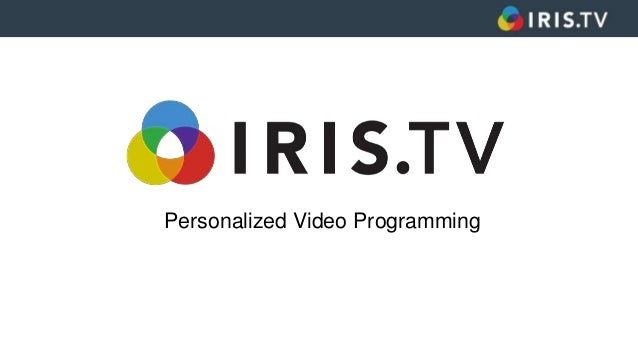 Personalized Video Programming