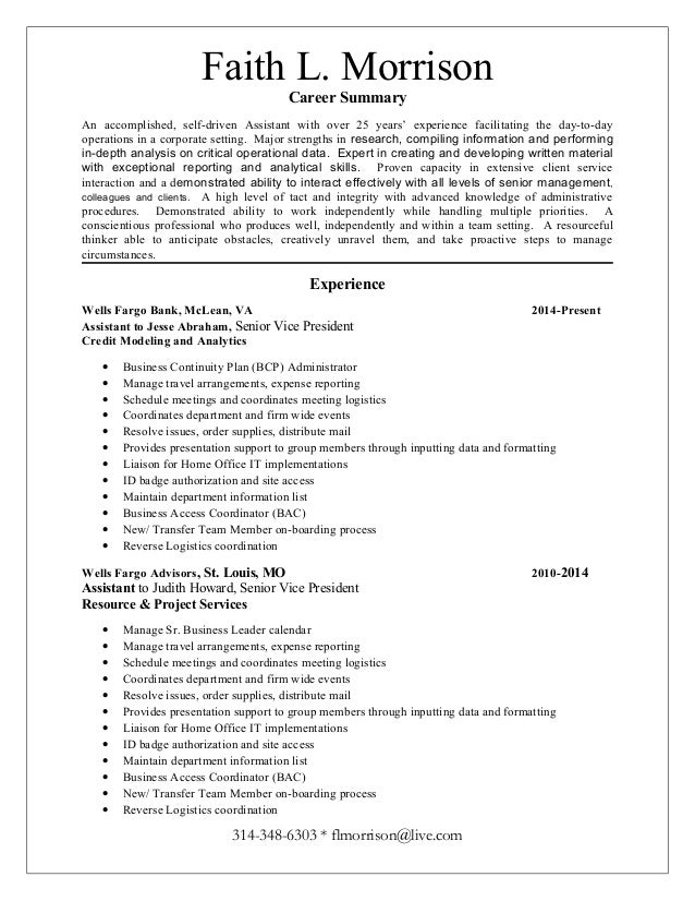 Multitasking Resume Resume Ideas
