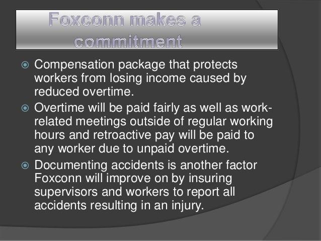 apple and foxconn dilemma Overview of apple-foxconn apple and foxconn are two separate entities that have come together to operate for mutual benefits apple is a multinational corporation.