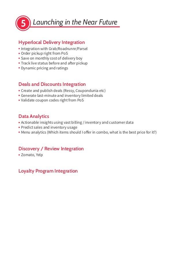 Petpooja - Marketing Brochure