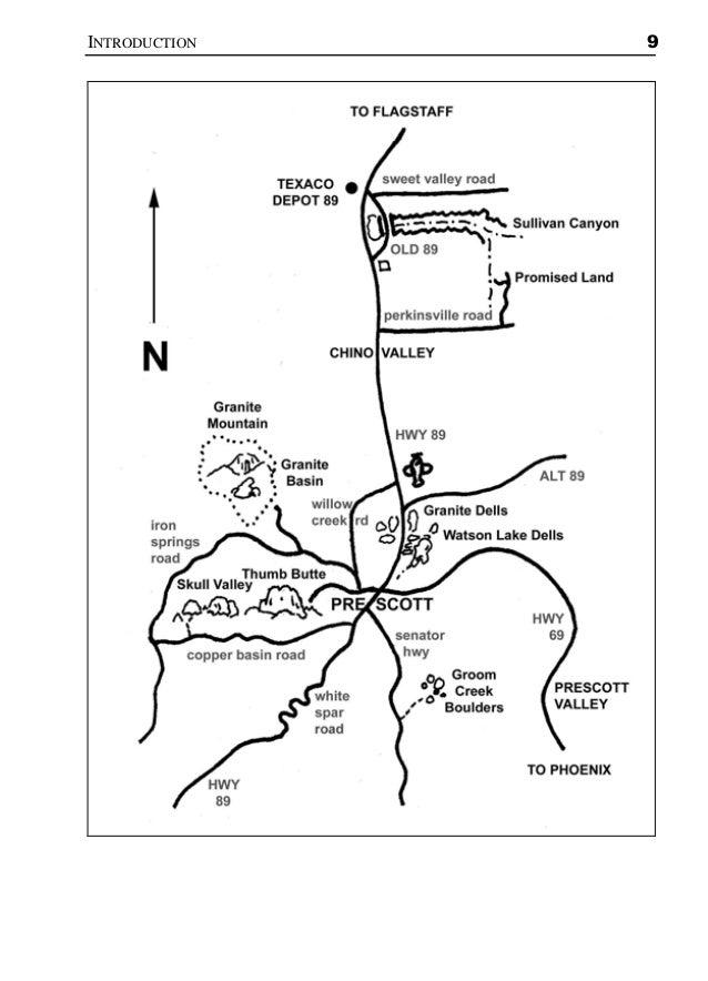 A Climbers Guide To Prescott Arizona