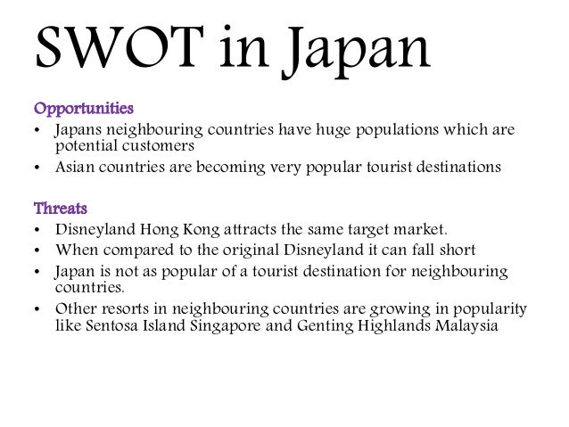 pest analysis hongkong disneyland Free essays on pest in hongkong disneyland for students use our papers to help you with yours 1 - 30.