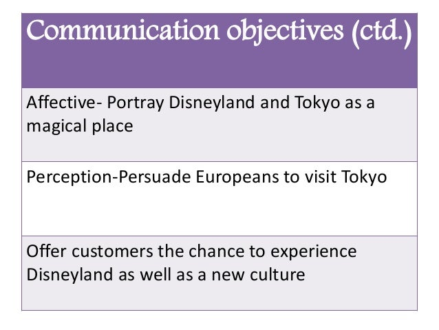 disneyland objectives I'm doing a resume for employment at disneyland, was wondering what can i put in the objective section also, if u can, please give an objective for knotts berry farm themepark also.