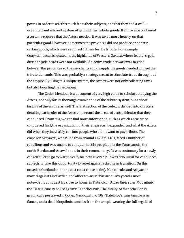 Academic integrative essay