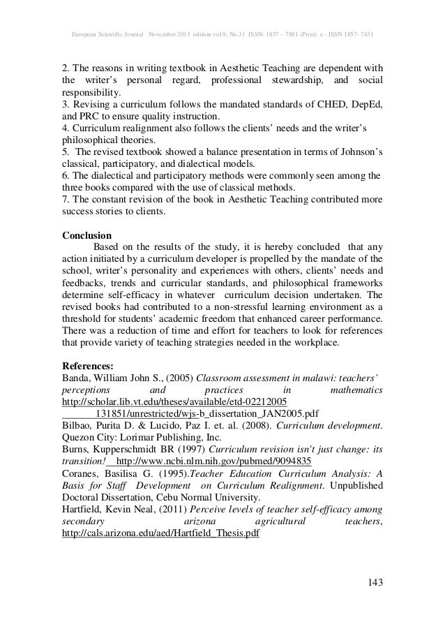 transitional curriculum in aesthetic teaching essay Trying to teach well and good  sunday, october 21, 2012 curriculum ideas for  and topic sentences in paragraphs in the essay body should have transitional.