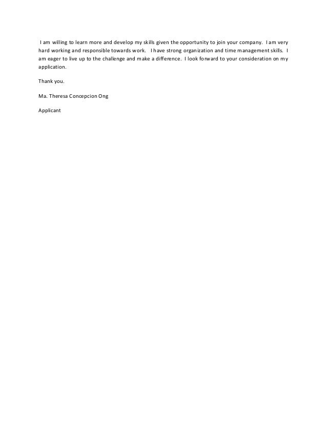 Application Cover Letter 7dec14