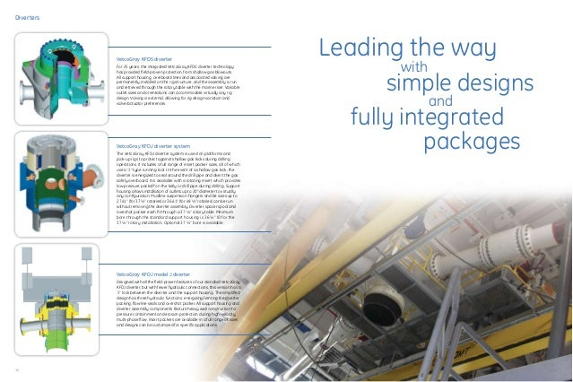 Ge Drilling Systems Brochure