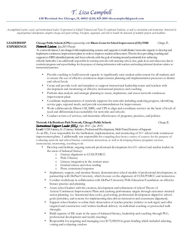 TLCampbell Resume (March.2016)