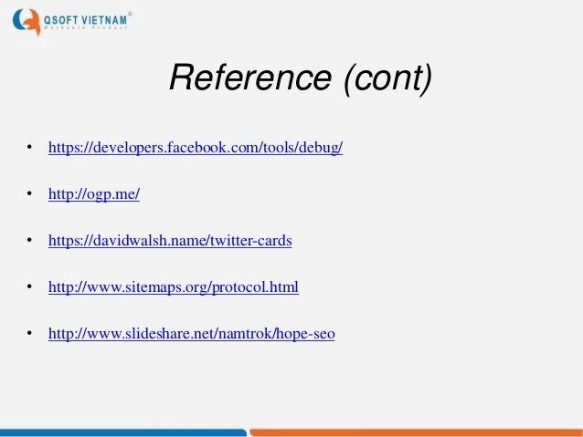 google seo presentation