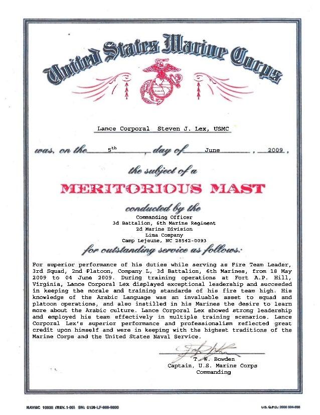 marine corps meritorious mast pdf. Black Bedroom Furniture Sets. Home Design Ideas