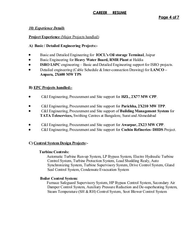Perfect Steam Engineering Resume Image - Administrative Officer ...