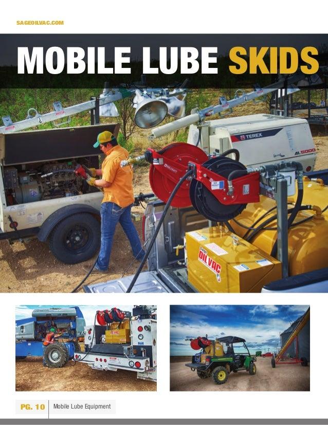 Full Line Brochure Sage Oil Vac