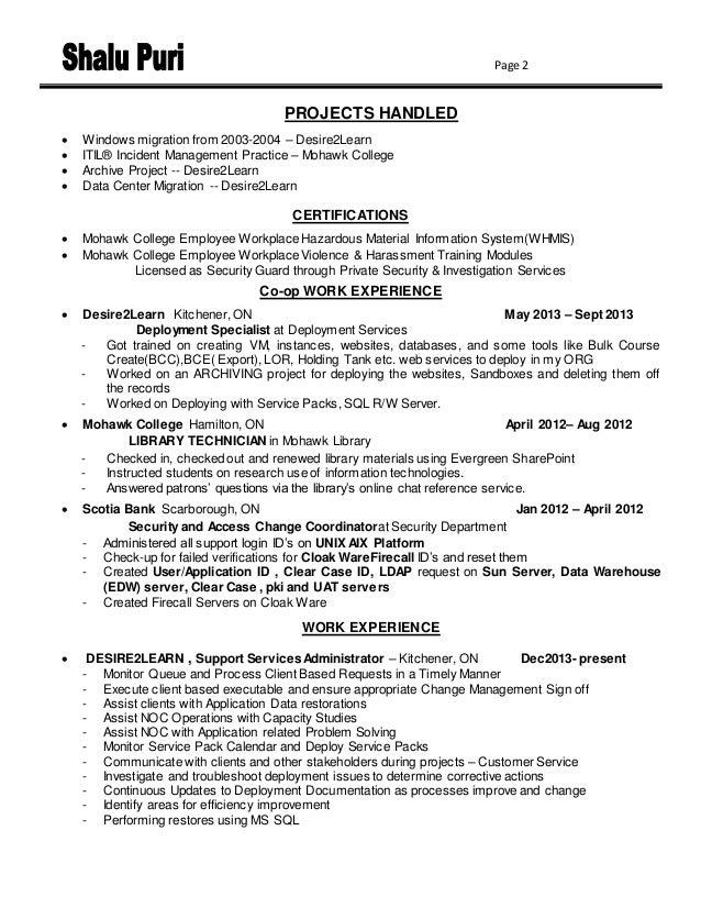 data migration resume