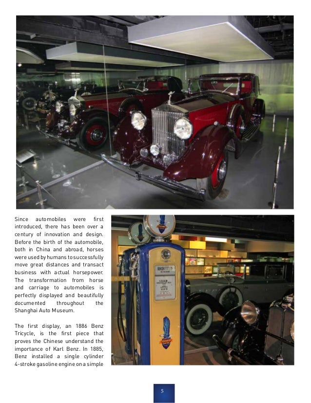 The 8th Wonder of the Auto Museum World