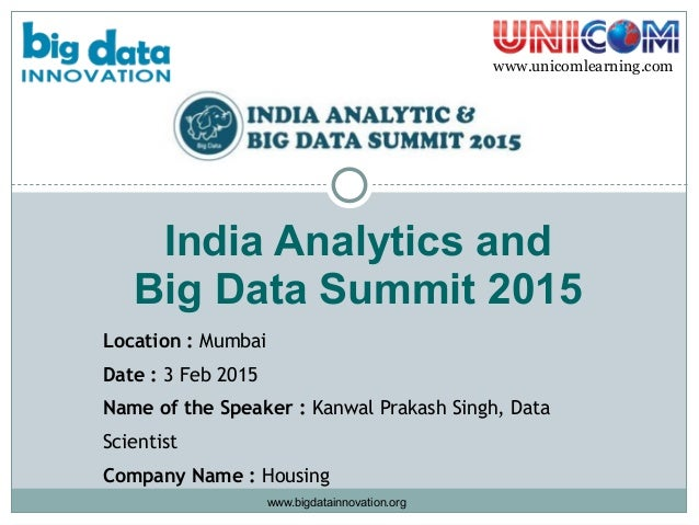 India Analytics and 