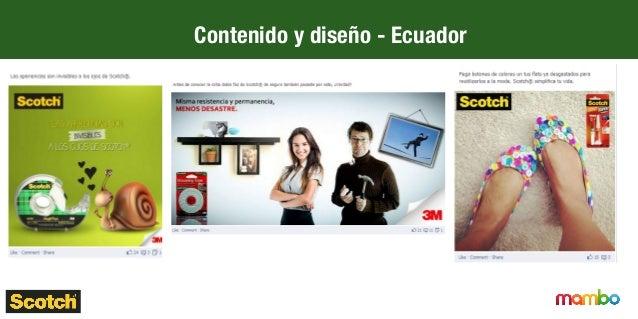 Calidad de los comentarios 69% 25% 6% Perú Positivo Neutral Negativo 46% 47% 7% Ecuador Positivo Neutral Negativo