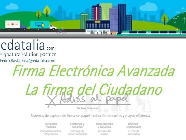 ecoSignature permite la firma digital manuscrita de consentimiento informado con validez legal Firma Electrónica Avanzada ...