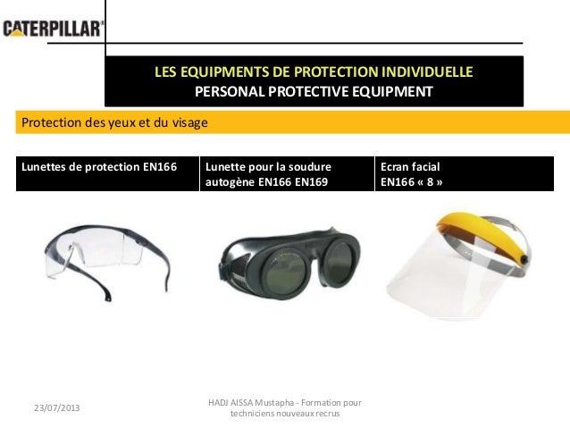 3f28f6255c Safety at work PPE / Travailer en securite EPI
