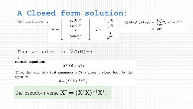 A Brief Introduction to Linear Regression