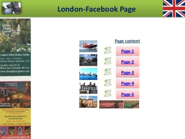 londonpage app Slide 3