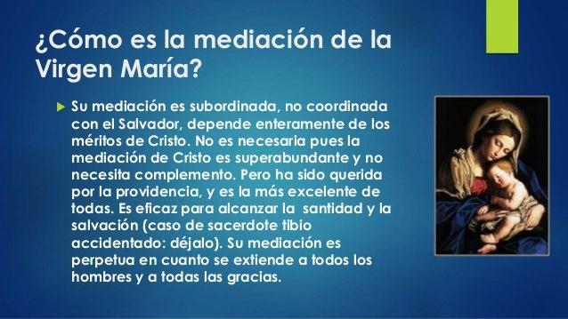 Resultado de imagen para MARÍA, MADRE Y MEDIANERA DE LA GRACIA