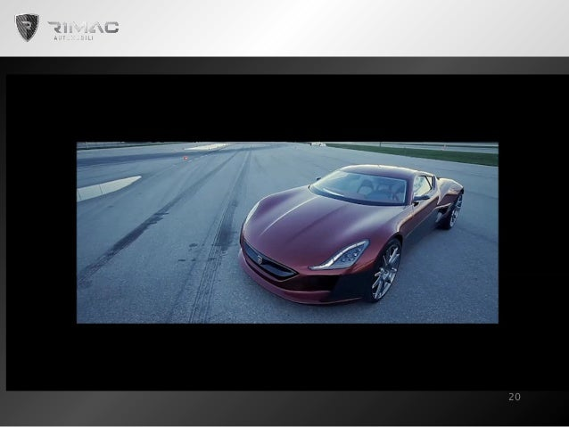 Mate Rimac How We Built The World S Fastest Electric Car