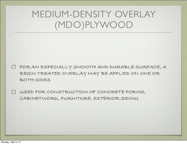 High Density Overlay Plywood ~ High density overlay plywood related keywords