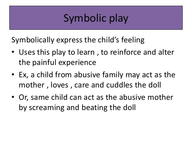 0 Play Activities Of Normal And Hospitalized Child Of
