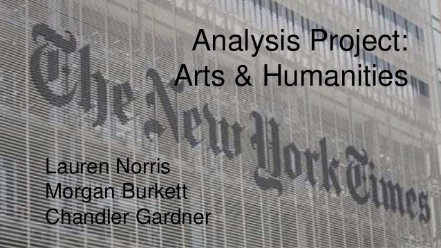 an analysis of the new york times and amazoncom New york times bestseller new york times editors' choice from   from both soundness and consensus, michiko kakutani provides an analysis of.