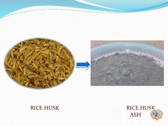 elemental analysis of rice husk ash Esterification free fatty acid in palm fatty acid distillate using sulfonated rice husk elemental analysis distillate using sulfonated rice husk ash.