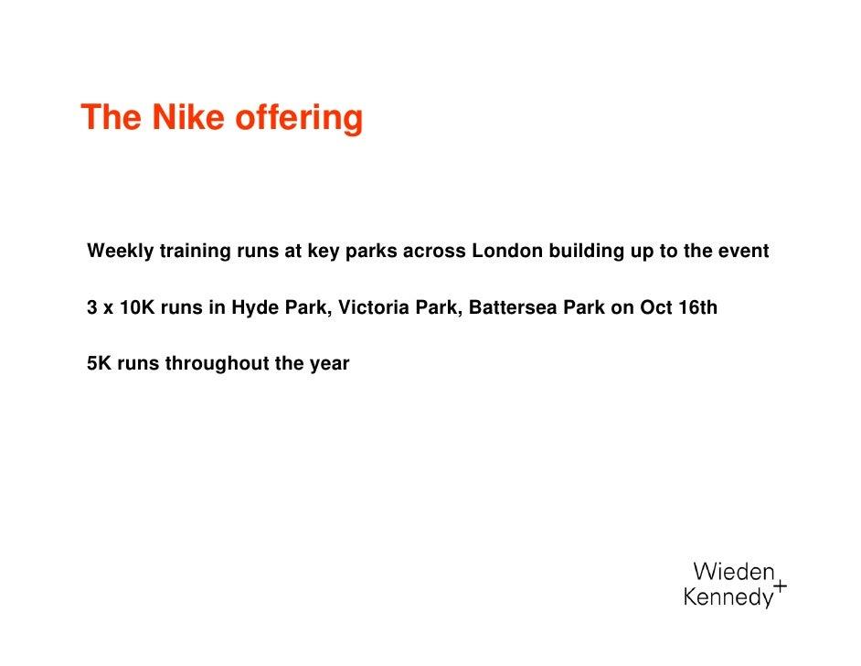 Nike Financial Statement
