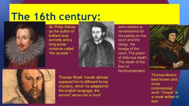 Best english literature writers