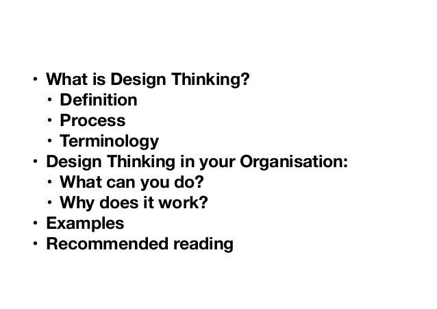 Design Thinking presentation in front of Sofia Coaching Support Group_2 April 2014 Slide 2