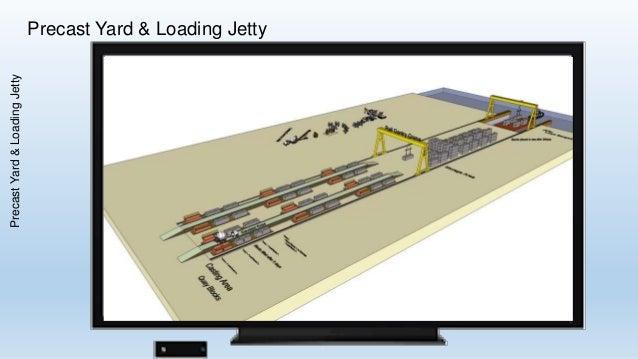 Sea Port Construction, Project Execution Plan
