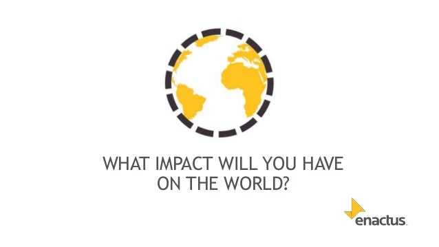 Introduction To Enactus