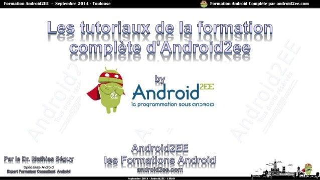 1 Spécialiste Android