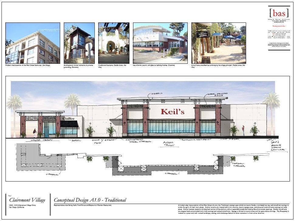 Clairemont Village Concepts