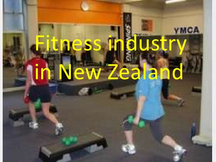Fitness industry in New Zealand